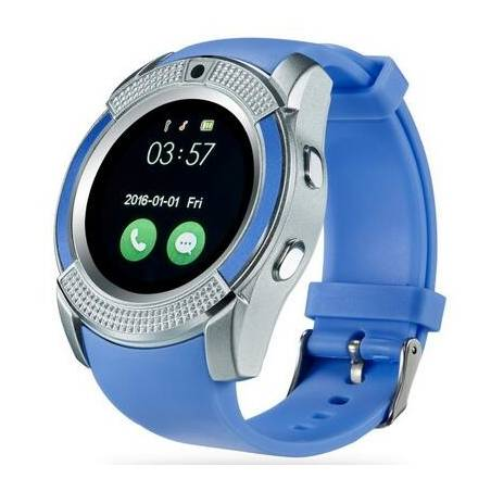 Awstro Turbo Smart Watch - Blue