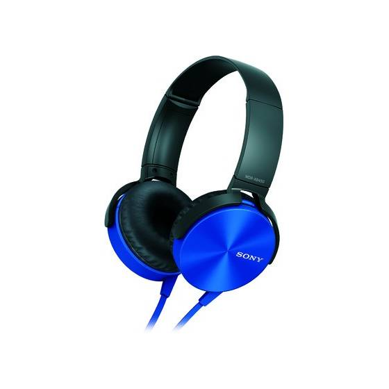 Sony MDR-XB450 Extra Bass Over Ear Wired Headphones