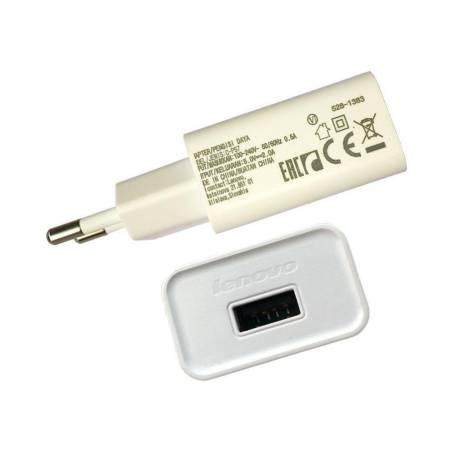 Lenovo Micro USB Charger - 2 amp