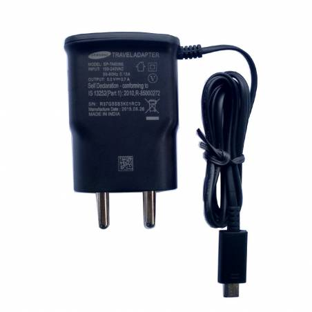 Samsung Black Micro USB Wall Charger