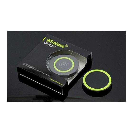 Universal Qi Wireless Charger Power Wireless Charging Pad For Smart Phone
