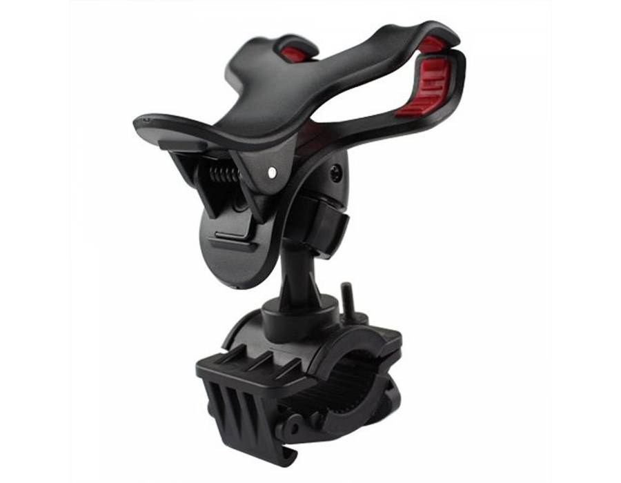 Bike Bicycle Motorcycle Mobile Cell Phone Holder Mount Bracket For Apple Samsung Sony Lg And Other Mobile Phones