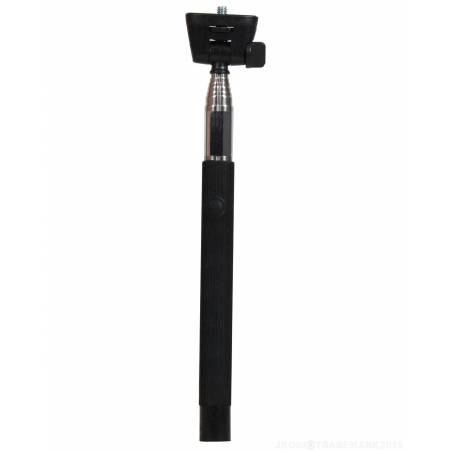 Selfie Stick Monopod With Bluetooth Remote Wireless Shutter Connectivity Compatible with all smart phones and iphones