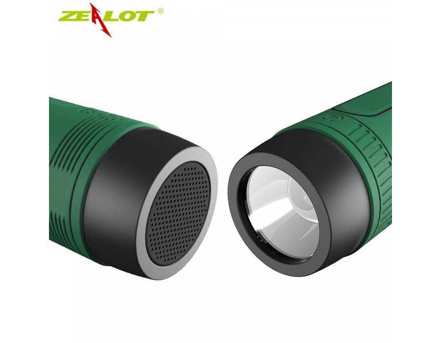 ZEALOT S1 Portable Multifunction Wireless Bluetooth Speaker,