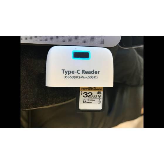 Type C To USB Otg Adapter