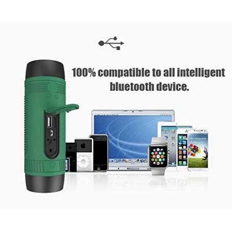 ZEALOT S1 Portable Multifunction Wireless Bluetooth Speaker,