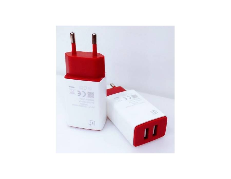 One PlusDual Port Rapid USB charger