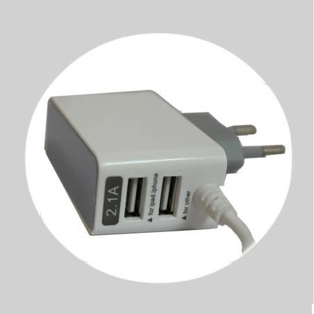 Samsung Dual Port 2.1 Amp Charging Adapter