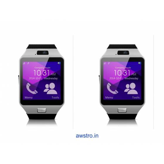 Awstro DZ-9 Smart Watch With Great Features ( Set Of 2 Watches )
